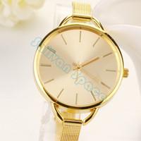 Wholesale Hot New Brand New Luxury Gold Silver Quartz Ladies Women Wrist Watch Dress Watch Wristwatches B16 SV004346