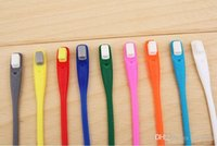 Wholesale New creative lazy shoe laces colorful silicone shoelaces no tie V tie shoe laces normal and glow in dark style