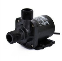 Wholesale Hot Selling DC V Magnetic Electric Centrifugal Water Pump cm x cm x cm Mini Pumps With Low Price