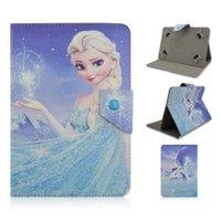 10 inch tablet case - Cartoon Movie Universal Folio Leather Case for inch inch inch Tablet PC