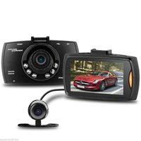 Wholesale Mini P quot Full HD Car DVR Vehicle Dash DVR Dual Cam Camera Video Recorder Night Vision