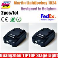 Wholesale Hot selling Martin Lightjockey Martin DMX1024 Controller Cheap USB DMX Controller Led Stage Light Controller dmx512 stage light