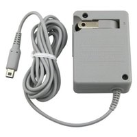 Wholesale Promotion New Travel Wall Home AC Adapter Charger For Nintendo for NDSi US Plug Gray