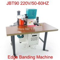 Wholesale JBT90 Portable edge banding machine with speed control CE Certificate V HZ