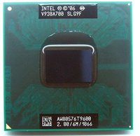 Wholesale T9600 Intel Core Duo Mobile T9600 GHZ MB Socket P pin