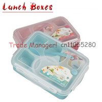 big lunch boxes - Sale lunchbox lunch box plastic lunch box snack double BIG LUNCH boxes