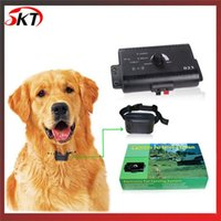 Wholesale Dog Electronic Fences Invisible Dog Fence Black Color Dog Fencing System Low Battery Consumption Dog Electronic Fences