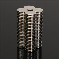 Wholesale Best Price N52 x1mm Disc Neodymium Magnet Strong Rare Earth Small Fridge Magnets