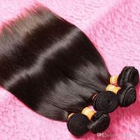 Wholesale Bundles Of Virgin Brazilian Straight Hair Weave Peerless Virgin Hair Unprocessed Cheap Human Hair