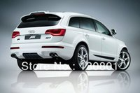 Wholesale Rear Roof Spoiler For Audi Q7 Aerodynamic parts