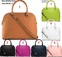 bags clearance - Women s ajs handbag patent leather oil skin PU jelly diamond bag inventory clearance processing
