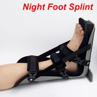 FOOT achilles tendonitis brace - Night Foot Splint Ankle Orthosis for Stroke Varus Foot Plantar Fasciitis Achilles Tendonitis Ankle Sprain Ligament injury Brace