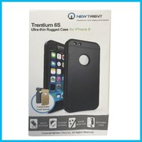 Wholesale 2015 New Trent Trentium Rugged Protective Durable for iPhone s Case