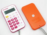 Wholesale 100pcs Mini portable Multi color Digit Scientific Calculator Models Mini portable Multi color Digit Scientific Calculator Models