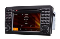 AS-8858 para la navegación 2din 7 del coche DVD de Wince6.0 de la Clase A del Benz Benz A