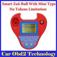 2015 Nouveaux Super Smart MINI Zed Bull Auto Key Programmer Petit Zed-Bull Transponder Key MINI ZEDBULL Multilingue Livraison gratuite