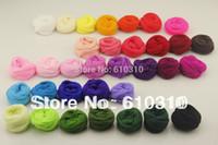 Wholesale m Multicolor flower Nylon stocking material accessory handmade diy nylon flower stocking