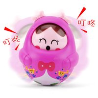 baby genius music - Infants and children tumbler toys baby tuba Decoration Music Puzzle boys and girls nodding doll years months