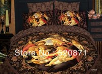 bible print - Elegant Cotton activated ink d personality pieces cotton bedding set bible queen duvet cover bedding set shipped by DHL