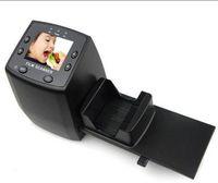 Wholesale 100 NEW USB quot LCD Digital mm Film Converter Slide Negative Photo Scanner