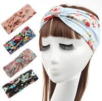 Cheap 2015 Flower Headband Best Women Cotton Turbans