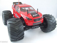 remote control car gas - color red1 RC truck Nitro Gas CC Engine WD cars speed Gearbox RTR radio remote control Truck toys