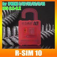 Wholesale New Original R SIM R SIM RSIM10 plus RSIM nano cloud universally compatible S C S plus Suitable all systems iOS6 X Bata8 X
