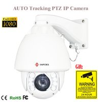 auto track system - PTZ ip zoom pan tilt Camera With p auto tracking ip PTZ Camera x IP Network outdoor onvif plug play system