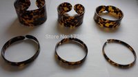 Wholesale turtle shell bangle tortoise resin bracelet turtle resin bracelet cm inch x cm inch cm inch x cm