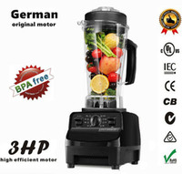 Wholesale German motor technology L W Commercial blender with BPA free jar colors for chose100 GUARANTEED NO household blender