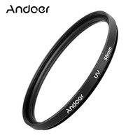 Wholesale Best selling Andoer mm Ultra Violet UV Filter Optical glass Camera Lens Protector for Canon Nikon DSLR Camera