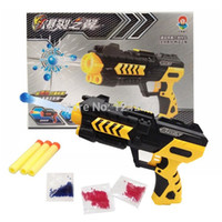pistols - Paintball Gun Pistol Soft Bullet Gun Plastic Toys CS Game Shooting Water Crystal Gun Nerf Air Soft Gun Airgun