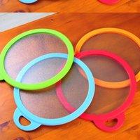 glass cutting board - Three color Silicone glass cutting board glass place mat chopping board