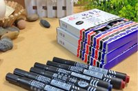Wholesale The new signing big head pen red blue black marker pen mark