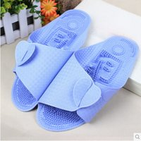 massage slippers - 10pcs bagSlippers folding portable travel slippers soft bottom end of a business trip hotel slippers massage slippers foot massage