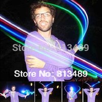 Wholesale Laser Finger pieces LED bright finger ring lights lamp as party supplies christmas wedding glow MAGIC