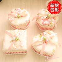 Wholesale Special offer Korean jewelry box jewelry box jewelry box jewelry princess palace dressing storage box