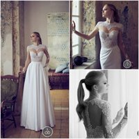 Cheap see through wedding dress Best custom wedding dress