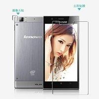 Cheap Lenovo K900 Screen Protector Clear Original Nillkin Anti-fingerprint Screen Protective Film