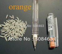Wholesale Free ship orange Fine write Point Name On Rice Writing Pen DIY TOOL one also acceptable pls contact me
