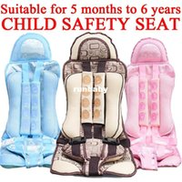 Wholesale New child car safety seat cover auto cushion for infant baby child