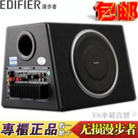 car active subwoofer - Genuine Cruiser CW650A inch car subwoofer car subwoofer with amplifier speakers Active