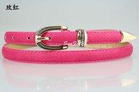 Wholesale 2cm cm Female pu belt Han edition fashion belt freeshipping
