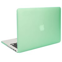 Wholesale TKOOFN New Plastic Crystal Hardshell Hard Case Cover For Apple MacBook Pro with Retina display quot