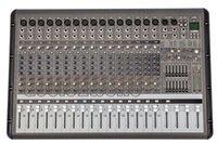 Wholesale 650W Professional PMR1660 Audio Powered Mixer Channels Double Graphic EQ Mezcladora De DJ