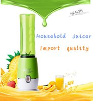 Wholesale Multifunctional Juicer Fruit blender ice crushing stirring automatic Mixer table machine ml four colors I