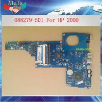 hp laptop - hp mainboard laptop motherboard AMD processor on board