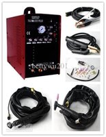 Wholesale 2012 New Multifunctional machine in inverter welder tig mma cut pulse aluminium welding machine
