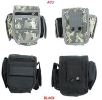 Wholesale 600D pockets portable Multi mission Molle Waist Packs Belt Pouch Camping Cycling Mountaineering Climbing Hiking Travel carry bags