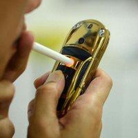 gsm phones unlocked - Unlocked Luxury Car Shaped Mobile Phone Dual Sim Cards Quadband GSM car phone with cigar lighter